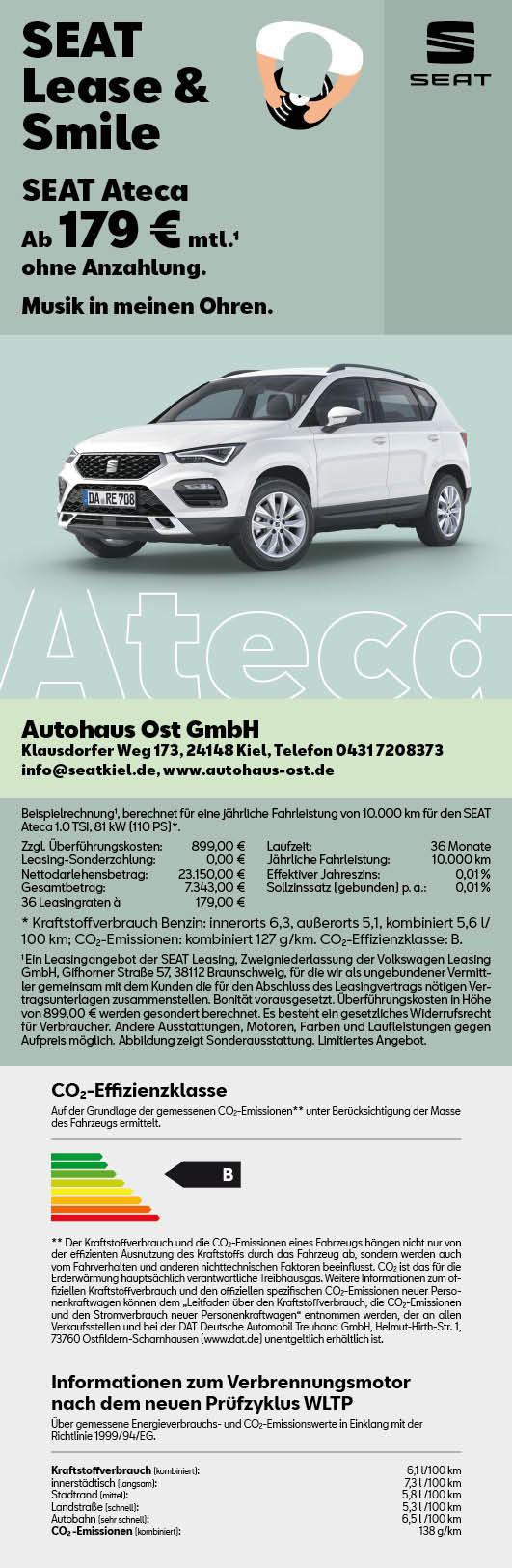 Anzeige SEAT Ateca