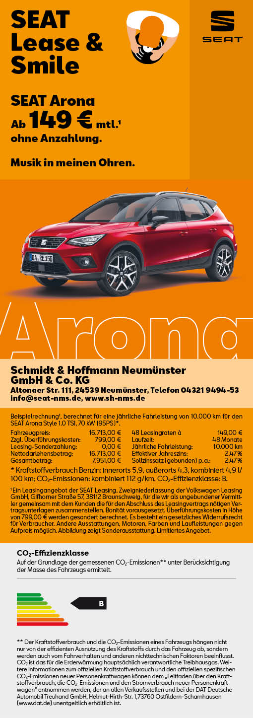 Anzeige SEAT Arona
